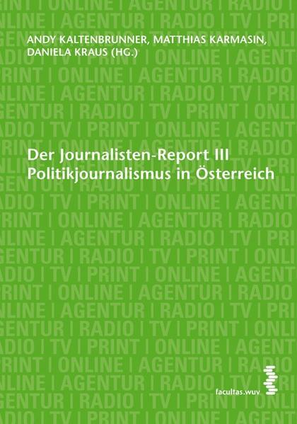 Der Journalisten-Report III