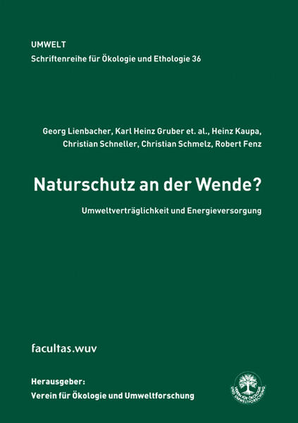 Naturschutz an der Wende? - Coverbild