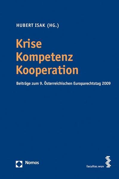 Krise - Kompetenz - Kooperation PDF Herunterladen