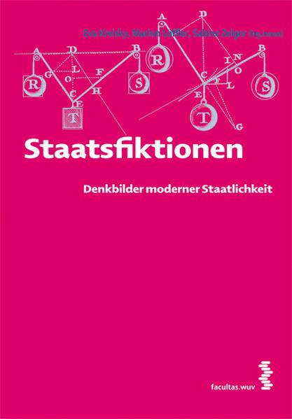 Staatsfiktionen - Coverbild