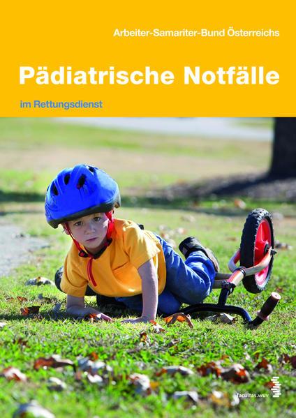 Pädiatrische Notfälle für das Personal im Rettungsdienst - Coverbild