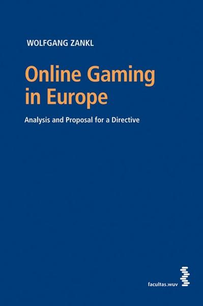 Online Gaming in Europe - Coverbild