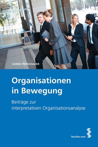 Organisationen in Bewegung - Coverbild