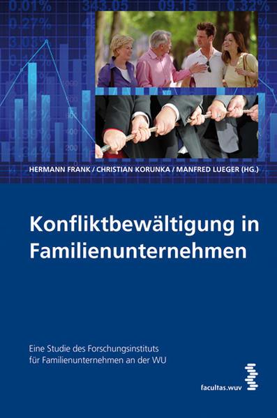 Konfliktbewältigung in Familienunternehmen - Coverbild