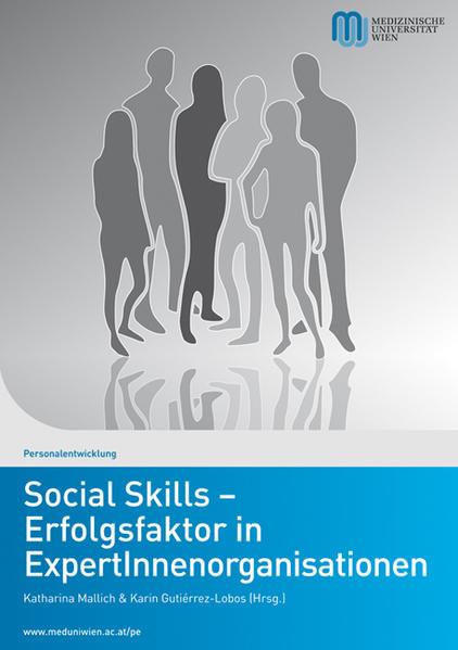 Social Skills – Erfolgsfaktor in ExpertInnenorganisationen - Coverbild