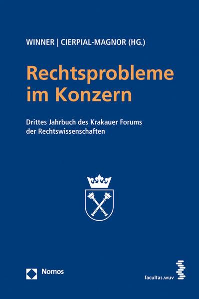 Rechtsprobleme im Konzern - Coverbild