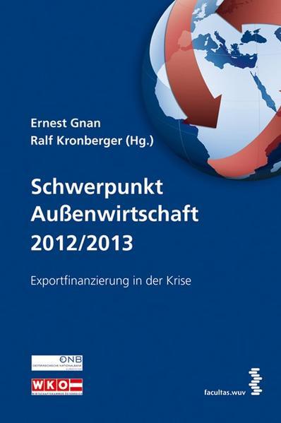 Schwerpunkt Außenwirtschaft 2012/2013 - Coverbild