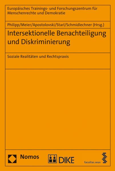 Intersektionelle Benachteiligung und Diskriminierung - Coverbild