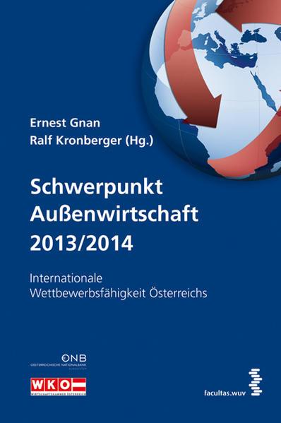 Schwerpunkt Außenwirtschaft 2013/2014 - Coverbild
