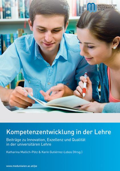 Kompetenzentwicklung in der Lehre - Coverbild