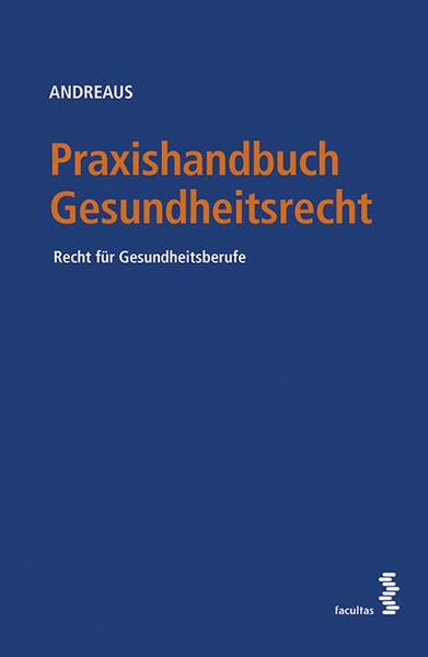 Praxishandbuch Gesundheitsrecht - Coverbild