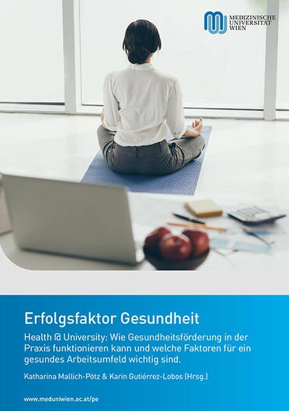 Erfolgsfaktor Gesundheit - Coverbild