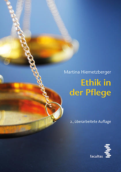 Ethik in der Pflege - Coverbild