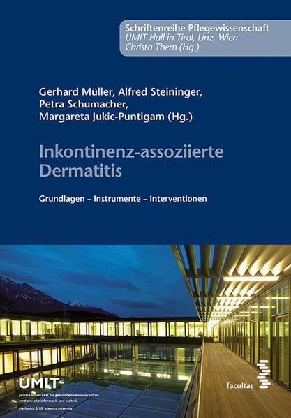 Inkontinenzassoziierte Dermatitis - Coverbild