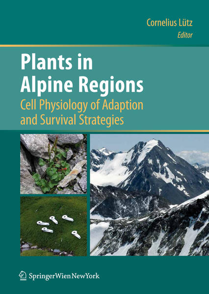 Plants in Alpine Regions - Coverbild