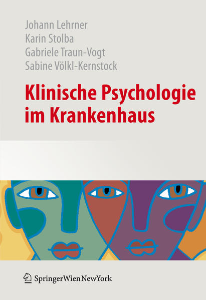 Klinische Psychologie im Krankenhaus - Coverbild