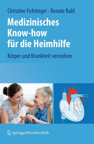 Medizinisches Know-how für die Heimhilfe - Coverbild