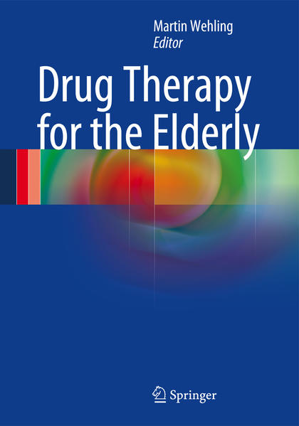 Drug Therapy for the Elderly - Coverbild