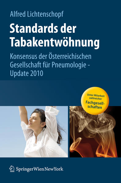 Standards der Tabakentwöhnung - Coverbild