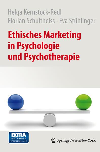 Ethisches Marketing in Psychologie und Psychotherapie - Coverbild