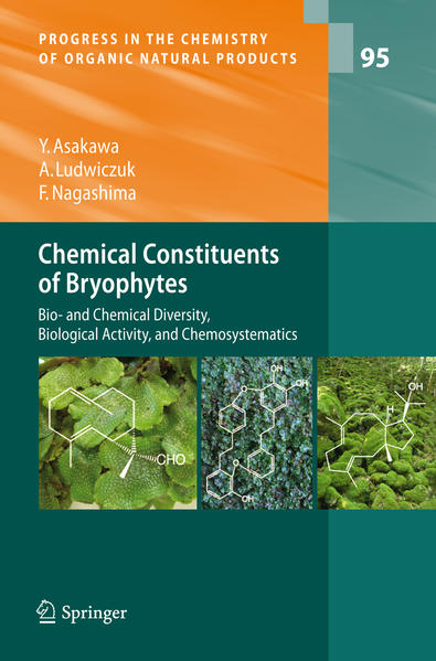 Chemical Constituents of Bryophytes - Coverbild