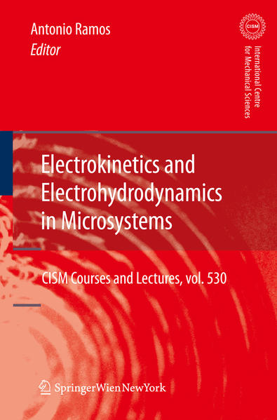 Electrokinetics and Electrohydrodynamics in Microsystems - Coverbild