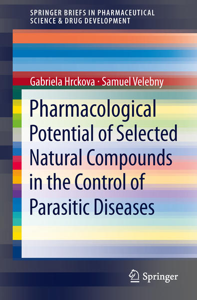Pharmacological Potential of Selected Natural Compounds in the Control of Parasitic Diseases - Coverbild