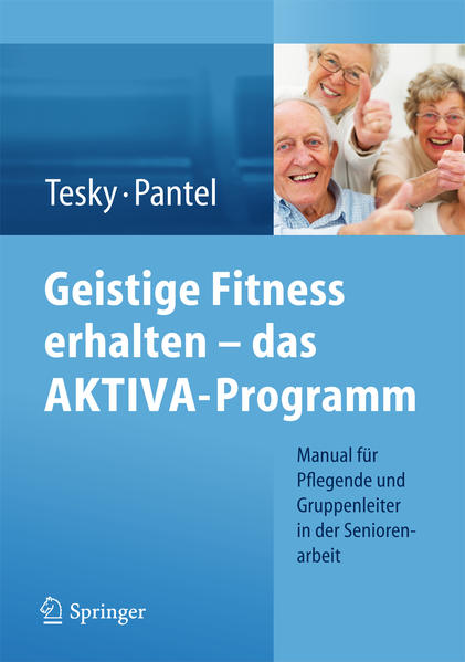 Geistige Fitness erhalten – das AKTIVA-Programm - Coverbild