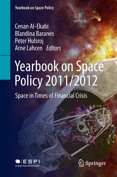 Yearbook on Space Policy 2011/2012 - Coverbild