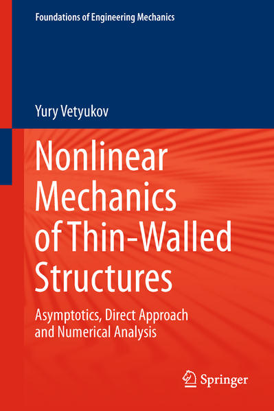 Nonlinear Mechanics of Thin-Walled Structures - Coverbild