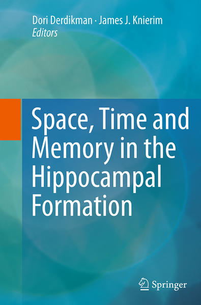 Space,Time and Memory in the Hippocampal Formation - Coverbild