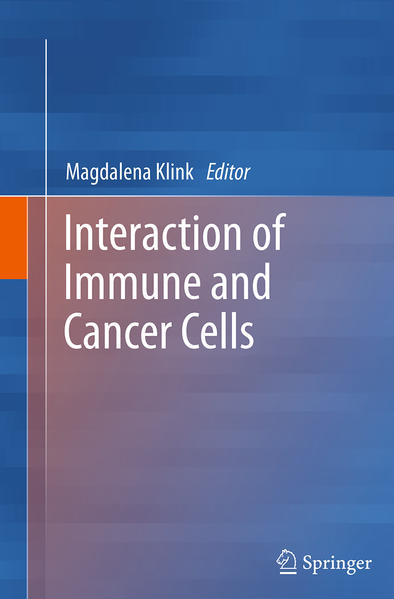 Interaction of Immune and Cancer Cells - Coverbild