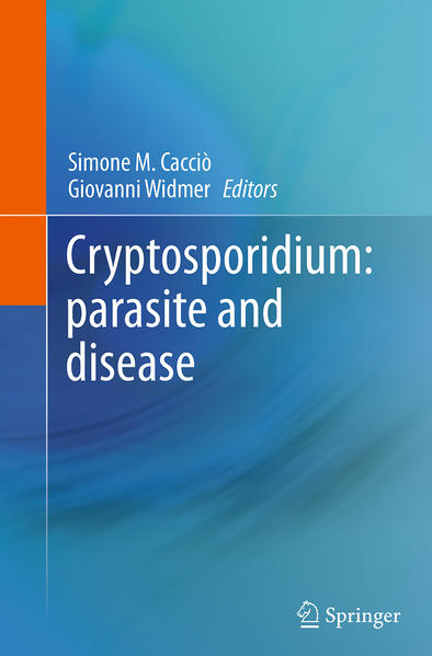 Cryptosporidium: parasite and disease - Coverbild