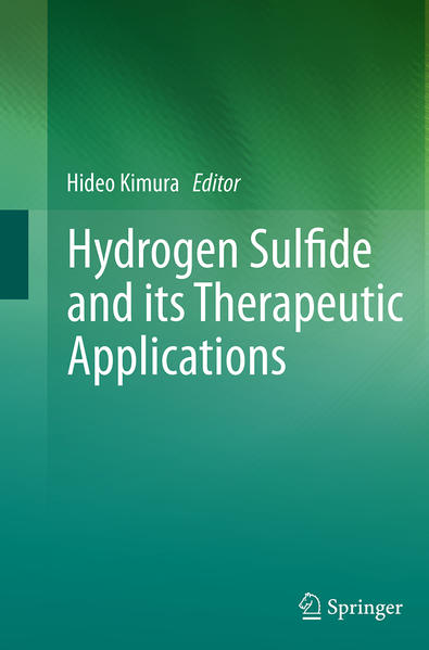 Hydrogen Sulfide and its Therapeutic Applications - Coverbild