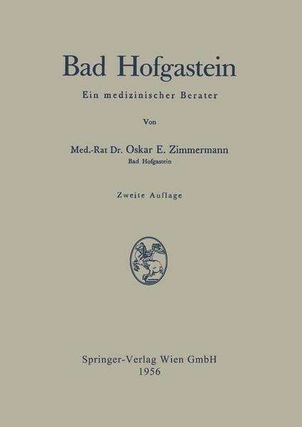 Bad Hofgastein - Coverbild