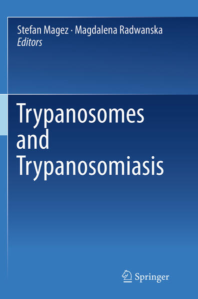 Trypanosomes and Trypanosomiasis - Coverbild