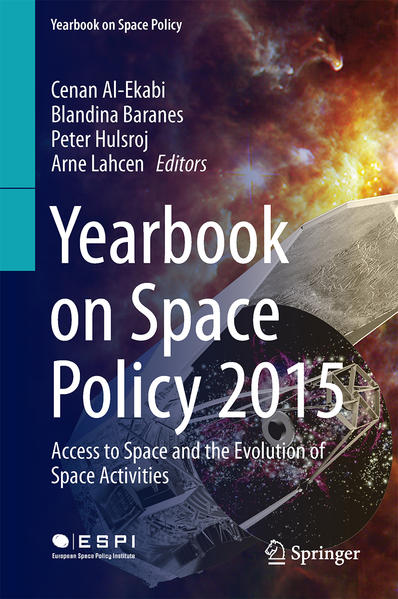 Yearbook on Space Policy 2015 - Coverbild