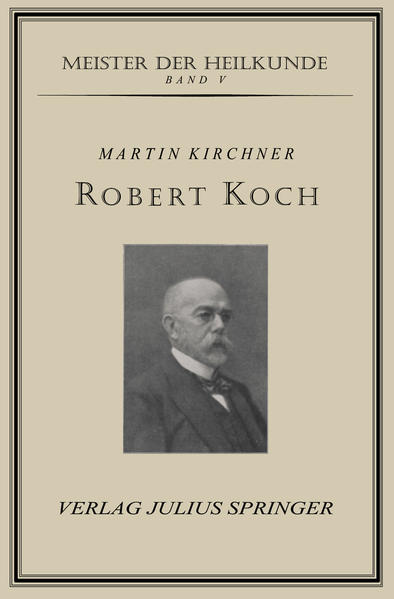 Robert Koch - Coverbild