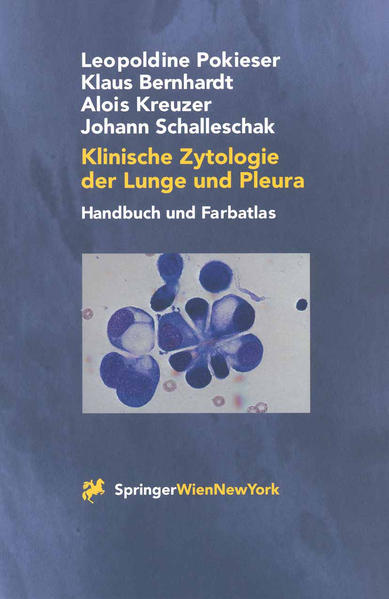 Klinische Zytologie der Lunge und Pleura - Coverbild