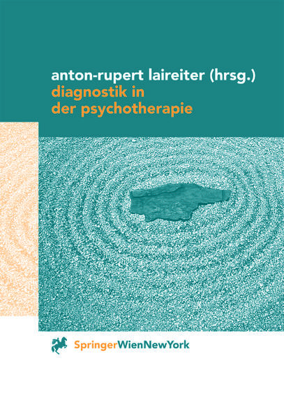 Diagnostik in der Psychotherapie - Coverbild
