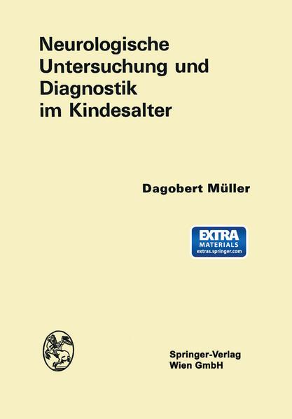 Neurologische Untersuchung und Diagnostik im Kindesalter - Coverbild