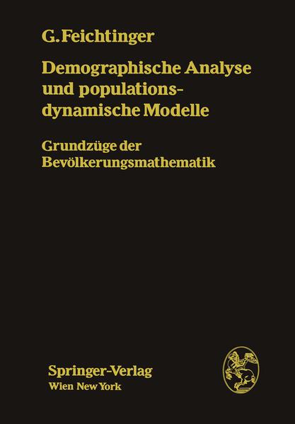 Demographische Analyse und populationsdynamische Modelle - Coverbild