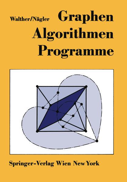 Graphen—Algorithmen—Programme - Coverbild