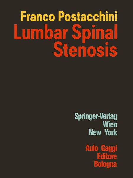 Lumbar Spinal Stenosis - Coverbild
