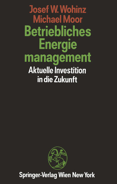 Betriebliches Energiemanagement - Coverbild
