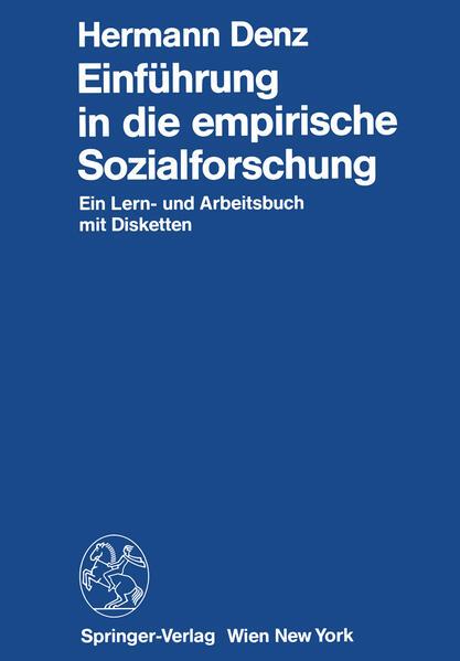 Einführung in die empirische Sozialforschung - Coverbild