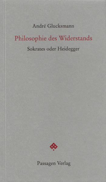 Philosophie des Widerstands - Coverbild