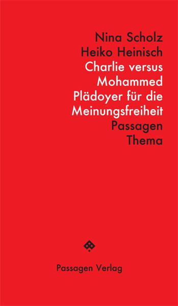 Charlie versus Mohammed - Coverbild
