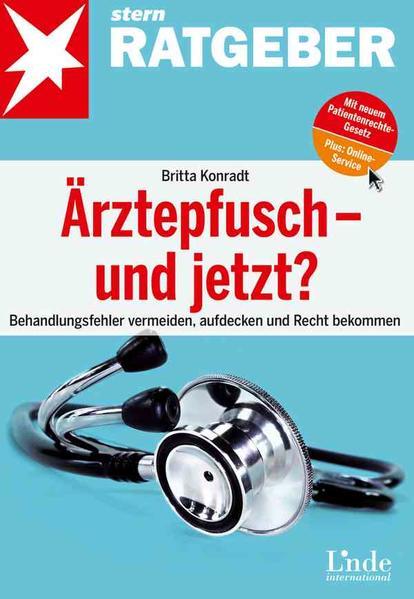 Ärztepfusch - und jetzt? - Coverbild
