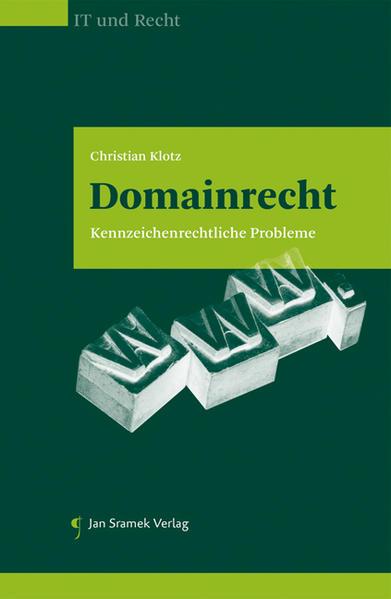 Domainrecht - Coverbild
